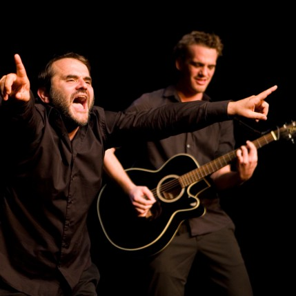 Théâtre Boulimie, le 22 septembre 2011